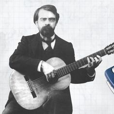 Video: How Nokia's signature ringtone was created from the work of a 19th century Spanish guitarist