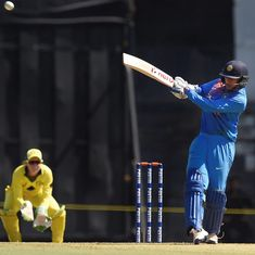 Mandhana's missing gear, Goswami's lack of support: India vs Australia talking points