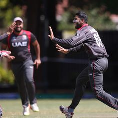 Heartbreak for Zimbabwe on the road to World Cup 2019 as they lose by 3 runs against UAE
