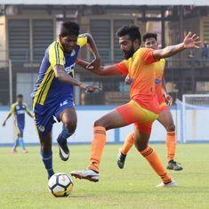 Santosh Trophy: Karnataka register comeback win against Goa, Mizoram rout Odisha