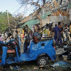 Somalia: At least 14 killed in an explosion outside Mogadishu hotel