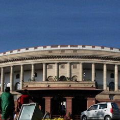 Monsoon Session: Rajya Sabha adjourned for the day as Trinamool members protest