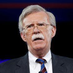 Donald Trump appoints former US Ambassador John Bolton as new national security advisor