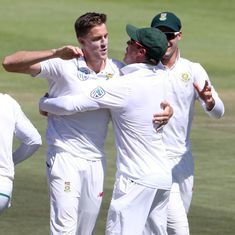 Morne Morkel checks into 300 club as South Africa dominate Australia in third Test