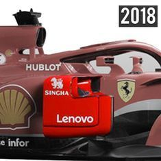 What's new for F1 in 2018? Here's a look at how the cars have been revamped ahead of the new season