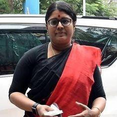 तमिलनाडु में 2011 तक एआईएडीएमके और उसकी सरकार में शशिकला की निर्णायक भूमिका थी : कृष्णप्रिया