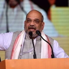 BJP President Amit Shah says party aims to win 21 out of 25 seats in the North East in 2019
