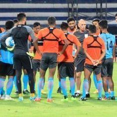 India football coach Stephen Constantine announces 24-member squad for Kyrgyz Republic