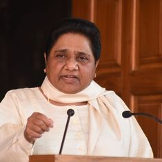 BJP is targeting Dalits as success of Bharat bandh scared them, says Mayawati