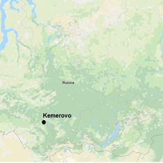 Russia: Three children among those killed in fire at shopping centre in Siberian city