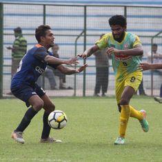 Bengal, Kerala storm into semi-finals of Santosh Trophy