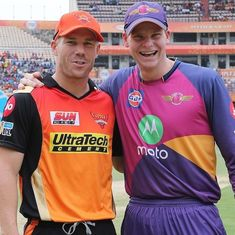 IPL plays waiting game over Steve Smith, David Warner after ball-tampering row