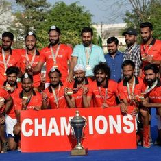 Punjab win hockey Nationals after beating Petroleum Sports Promotion Board 2-1 in final