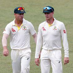 Australia ball tampering: Smith, Warner, Bancroft sent home; Darren Lehmann gets clean chit