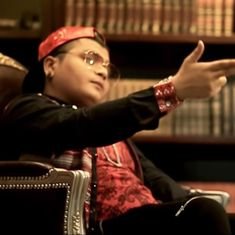 Watch: Lil Golu is the Indian rapper who is turning unlistenable music into an art form
