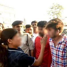 Bhopal Police arrest four men, parade them through the streets for allegedly raping a 20-year-old