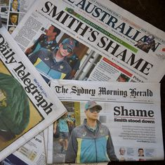 No ball-tampering talk: South Africa pledge not to bring up 'Sandpaper-gate' against Australia
