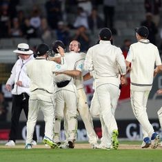 England fail to recover from first-innings collapse as New Zealand wrap up innings victory