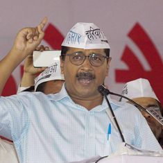 Arvind Kejriwal says AAP will contest Haryana elections; accuses Congress, BJP of instigating riots