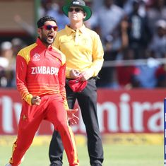 'Should we burn our kits?' Sikander Raza slams ICC as Zimbabwe's suspension leaves players in limbo