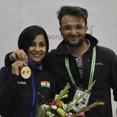 Sports Ministry allows India shooting coach Ronak Pandit to travel with team to Commonwealth Games