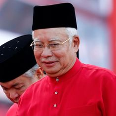 Former Malaysian PM Najib Razak arrested in corruption case
