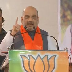 The big news: BJP chief Amit Shah calls Rahul Gandhi a hypocrite, and nine other top stories