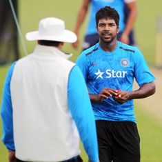 'I'm bowling at my best': Varun Aaron is enjoying his county stint, remains hopeful of India call-up