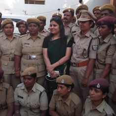 Sasikala jail bribery scandal: Former DIG Prisons D Roopa says she declined Namma Bengaluru Award