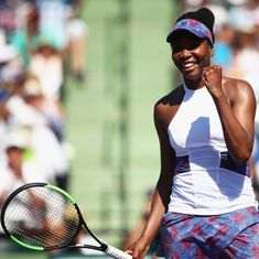 Miami Open: Venus Williams defeats reigning champion Johanna Konta to progress to the quarters