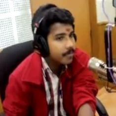 Kerala: Radio jockey stabbed to death, friend injured