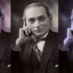 Shapurji Saklatvala: The British MP who was 'the most important Indian nationalist' outside India