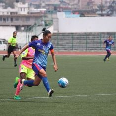 Kryphsa pump five goals past hapless Sethu FC in Indian Women's League
