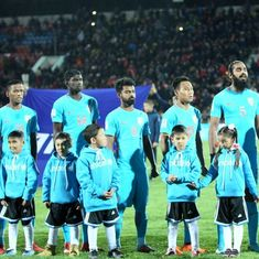 Football: India rolled over in Bishkek and there was zero fight on display, especially in defence