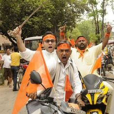 In West Bengal, the BJP is using Ram Navami as an exercise of domination