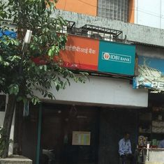 Shares of IDBI Bank drop after it discloses fraudulent loans worth Rs 772 crore