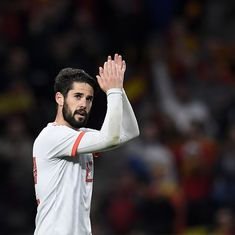 Real Madrid coach Zinedine Zidane has no faith in me, says Spain's hat-trick hero Isco