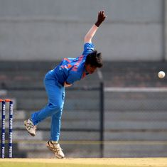 'Need to improve on yorkers and slower ones': Indian all-rounder Pooja Vastrakar