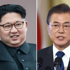 North and South Korea set up hotline between leaders