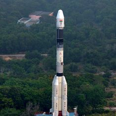 ISRO launches communication satellite GSAT-6A from Sriharikota