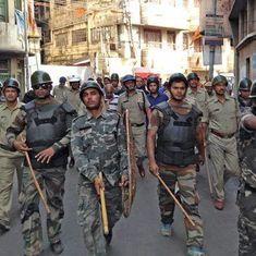 पश्चिम बंगाल : सांप्रदायिक हिंसा में दो और लोगों की मौत