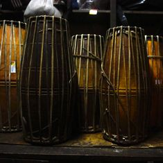 Video: How is a mridangam made?
