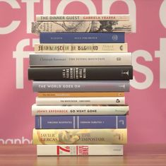 Want to read world literature? Try the 13 books on the Man Booker International Prize longlist