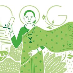 Today's Google Doodle honours Anandi Gopal Joshi, India's first female doctor