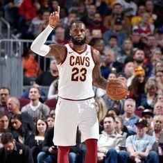 NBA: LeBron James surpasses Michael Jordan's 866-game double-digit scoring streak