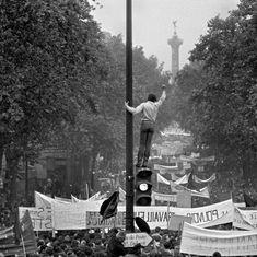 जब सत्ता, शोषण, वर्ग और भेदभाव के विरुद्ध फ्रांस के छात्र और मज़दूर एक हो गए थे