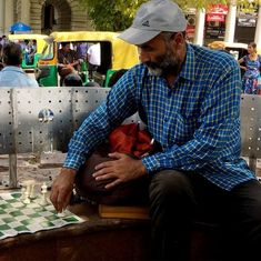 Video: How an Afghan refugee became Delhi's beloved 'Chess Chacha'