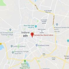 Madhya Pradesh: Ten killed as car rams into hotel building in Indore, brings it down