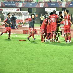 Super Cup: Aizawl FC overcome ISL champions Chennaiyin FC in penalty shoot-out
