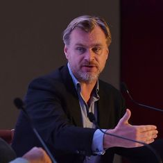 Christopher Nolan's celluloid cinema dream: 'Film is here to stay, it's a wonderful medium'